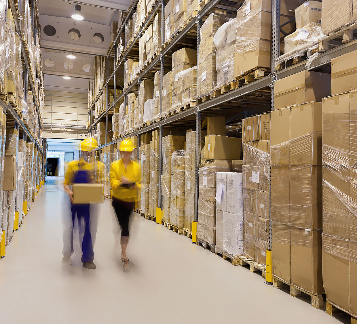 Tips to get your warehouse and distribution center ready for the holiday season