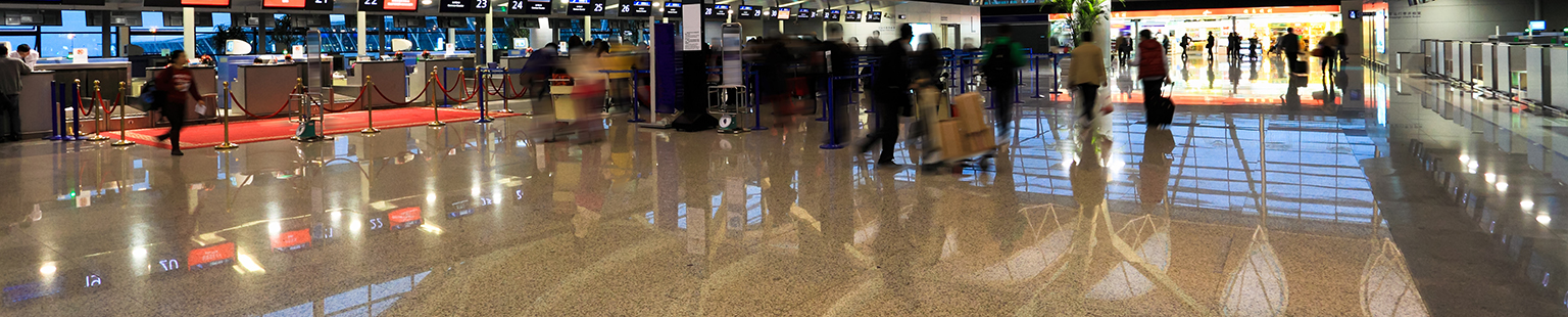 Tennant Floor Cleaning Solutions for the Aviation Industry