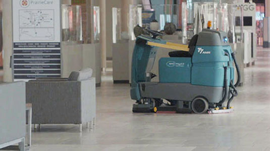 Industrial & Commercial Floor Cleaning Equipment | Tennant