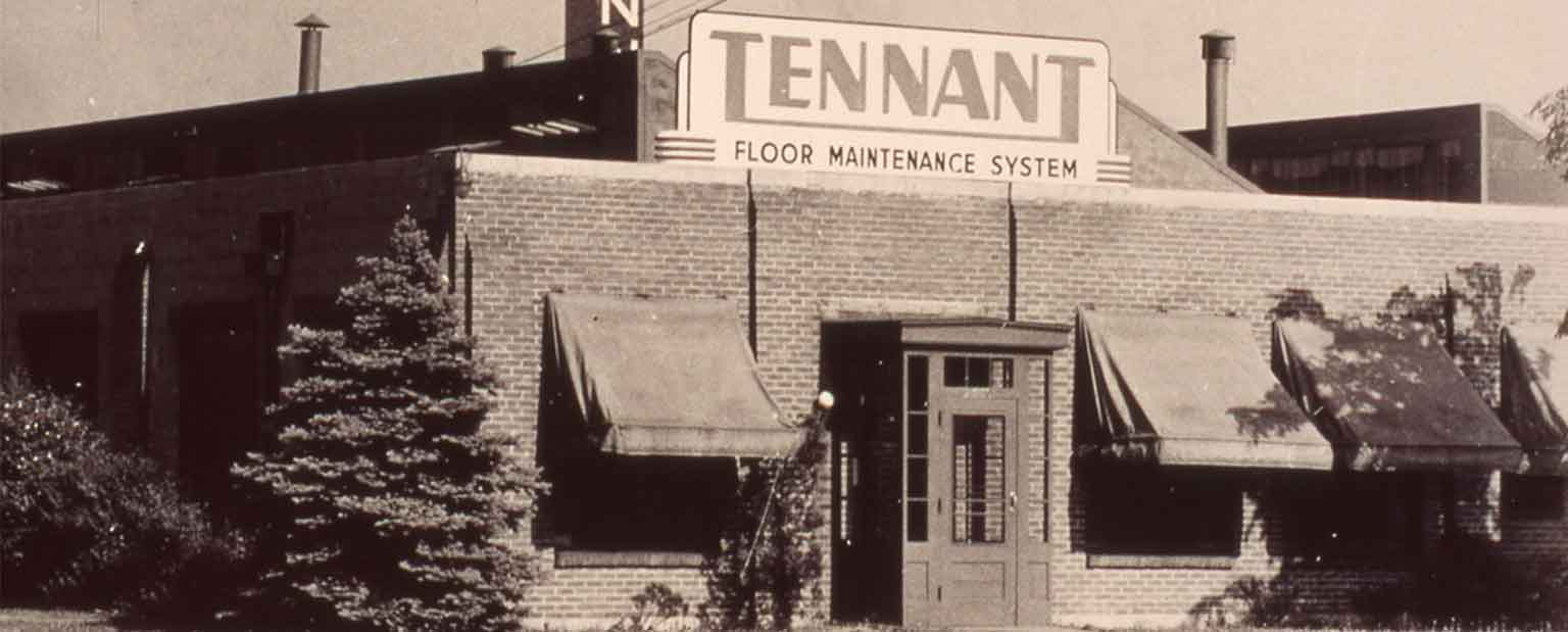 Tennant Company was founded in 1870