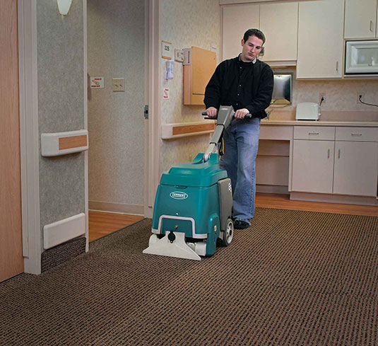 E5 Compact Low-Profile Carpet Extractor alt 8