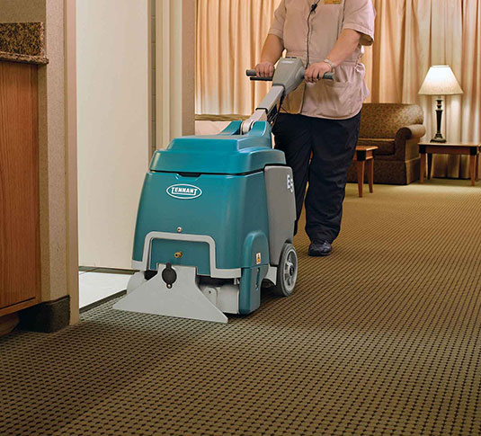 E5 Compact Low-Profile Carpet Extractor alt 9