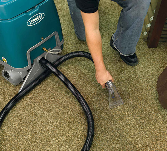 E5 Compact Low-Profile Carpet Extractor alt 11