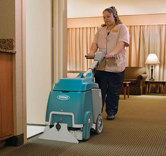 E5 Compact Low-Profile Carpet Extractor alt 5