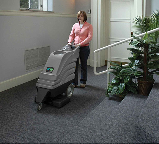 EX-SC-1020P Mid-Size Push Carpet Extractor alt 3
