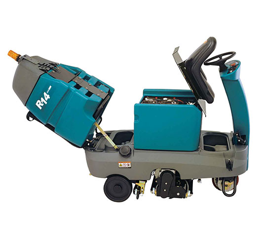 R14 Dual Technology Rider Carpet Extractor alt 12