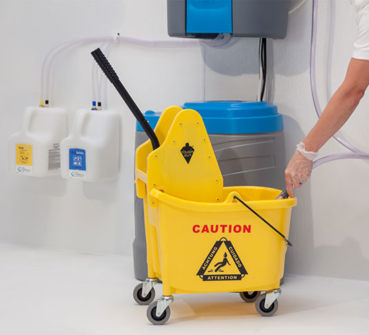 Orbio os3 Compact On-Site Cleaning Solution Generator alt 5