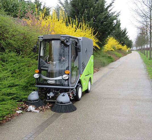 636 Green Machines Air Sweeper alt 2