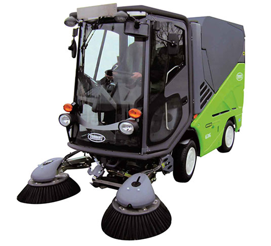 636 Green Machines Air Sweeper alt 1