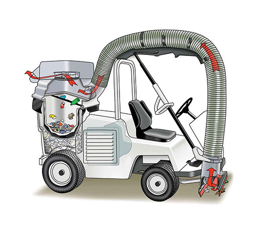 ATLV All-Terrain Litter Vacuum alt 7