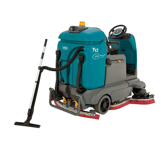T12 Compact Battery Ride-On Floor Scrubber alt 17