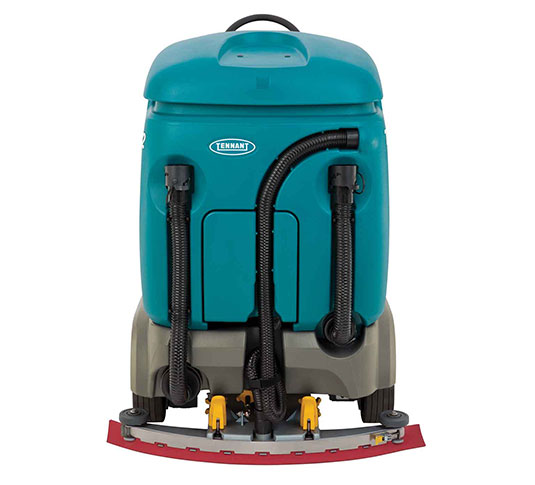 T12 Compact Battery Ride-On Floor Scrubber alt 24