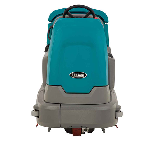 T12 Compact Battery Ride-On Floor Scrubber alt 22