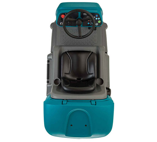 T12 Compact Battery Ride-On Floor Scrubber alt 23