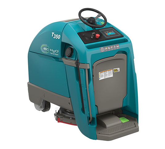 T350 Stand-On Floor Scrubber alt 8