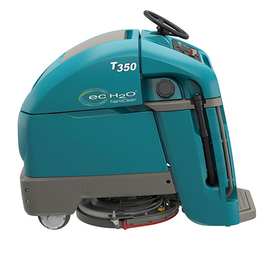 T350 Stand-On Floor Scrubber alt 2
