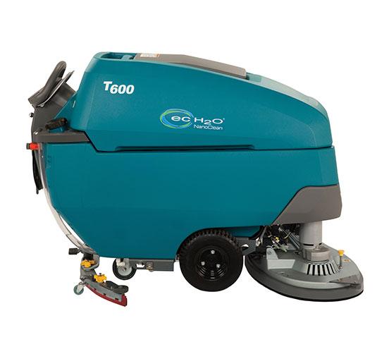T600 T600e Walk Behind Floor Scrubbers Tennant Company