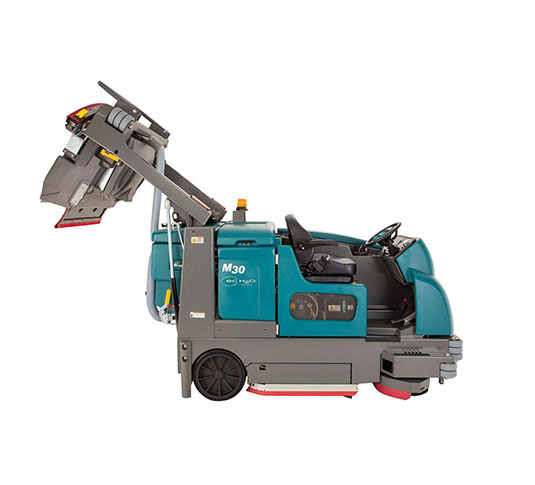 M30 Large Integrated Rider Sweeper-Scrubber alt 16