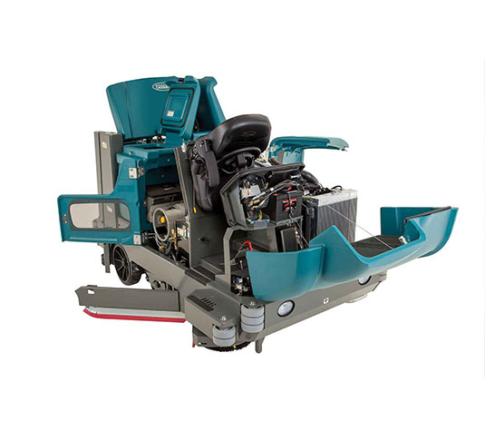 M30 Large Integrated Rider Sweeper-Scrubber alt 18