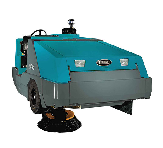 800 Industrial Ride-On Sweeper alt 1