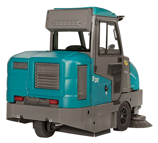 S30 Ride-On Sweeper alt 15
