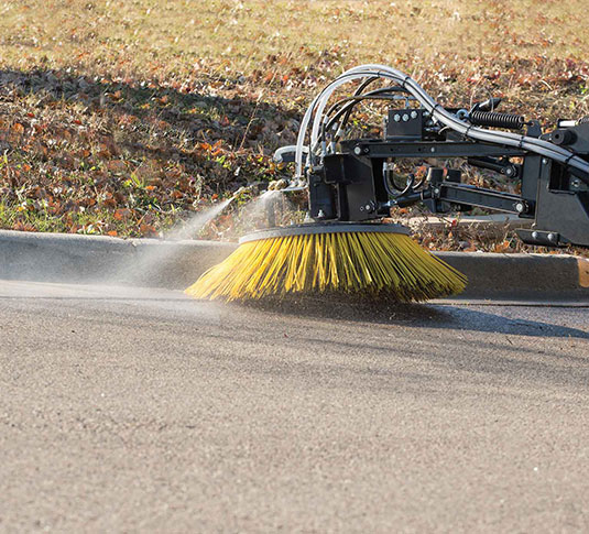 Sentinel Outdoor Ride-On Sweeper alt 7
