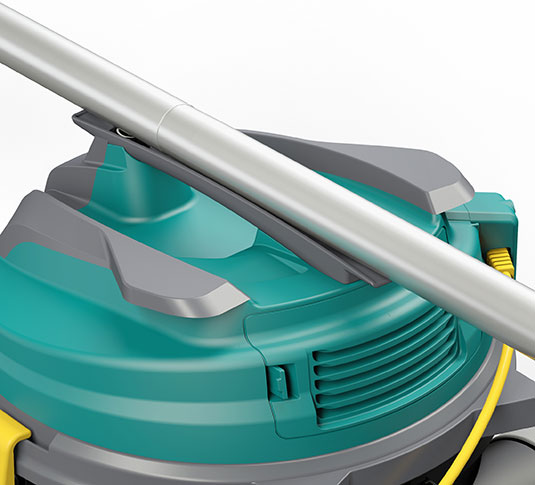 V-CAN-10 / V-CAN-12 / V-CAN-16 Dry Canister Vacuums alt 7