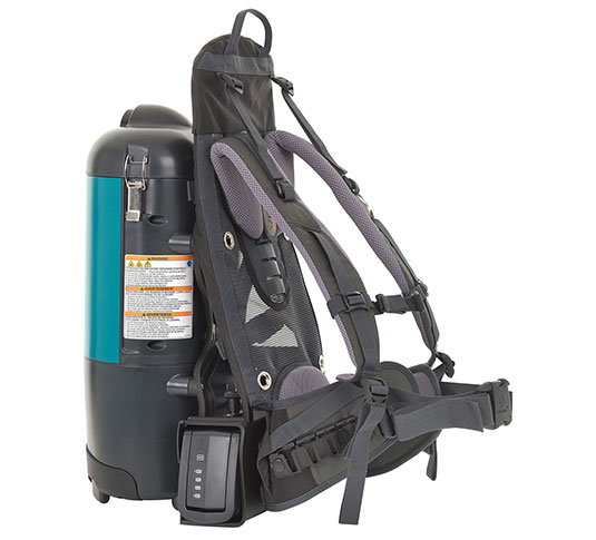 V-BP-6 / V-BP-6B / V-BP-10 Backpack Vacuums alt 4