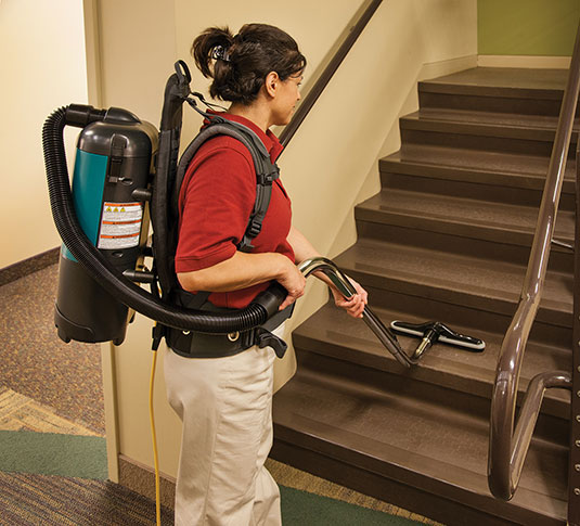 V-BP-6 / V-BP-6B / V-BP-10 Backpack Vacuums alt 19