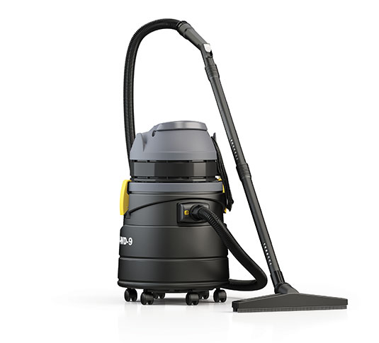 """18/"""" Gray Vacuum Head with Brush Squeegee Attachments See Pics 2/"""" Fitting"""