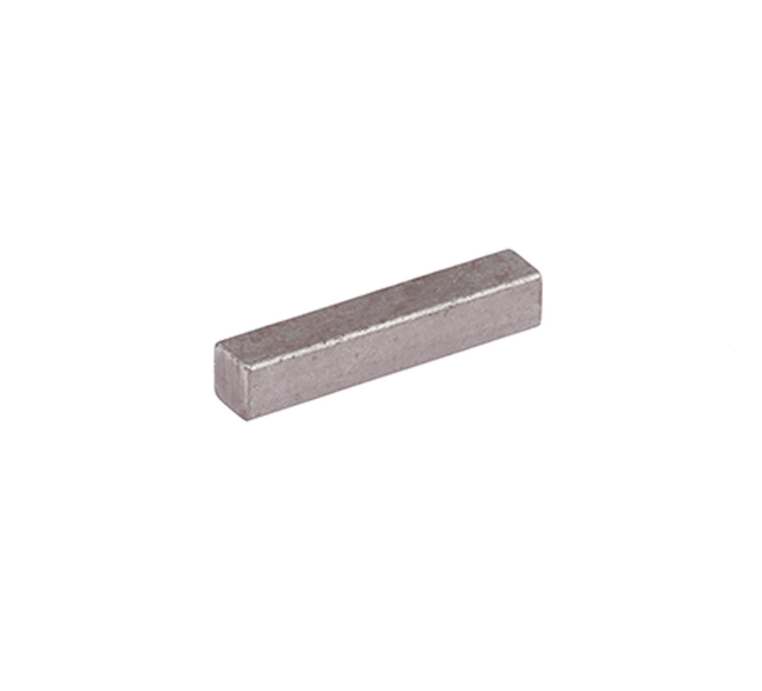 00912 Cold Rolled Steel Key - 0.187 x 0.187 x 1 in alt 1