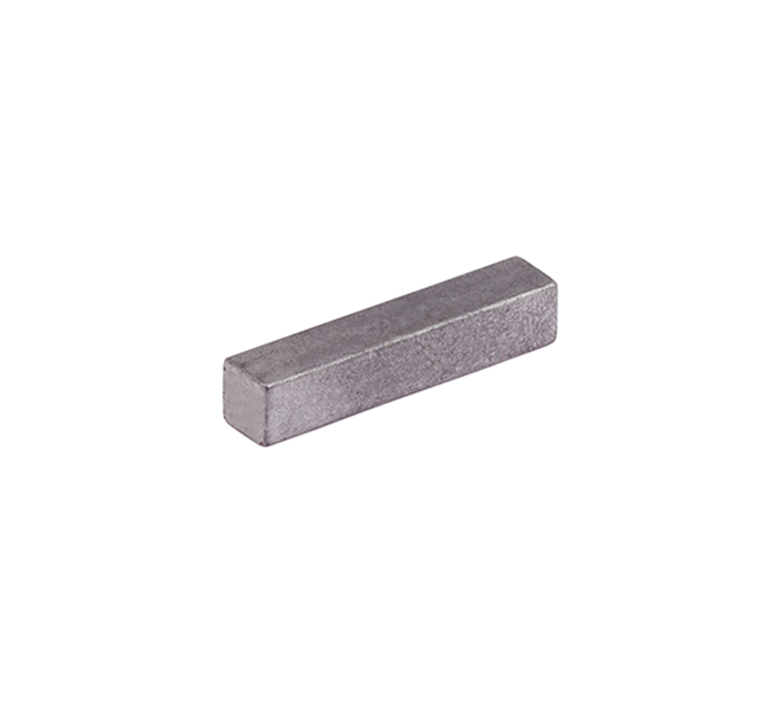 00927 Cold Rolled Steel Key - 2.5 x 2.5 x 1.25 in alt 1