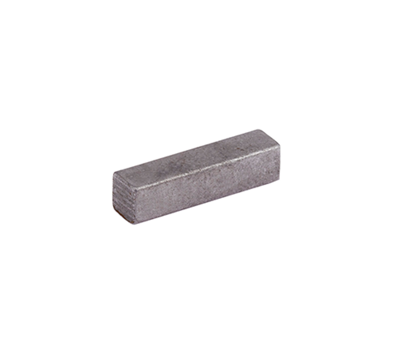 00928 Cold Rolled Steel Key - 2.5 x 2.5 x 1 in alt 1