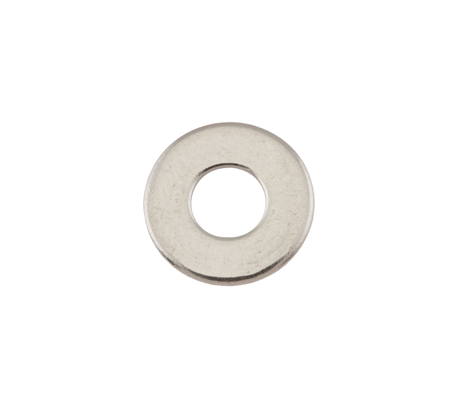01683 Stainless Steel Washer - 0.219 ID x 0.5 OD x 0.049 in alt 1