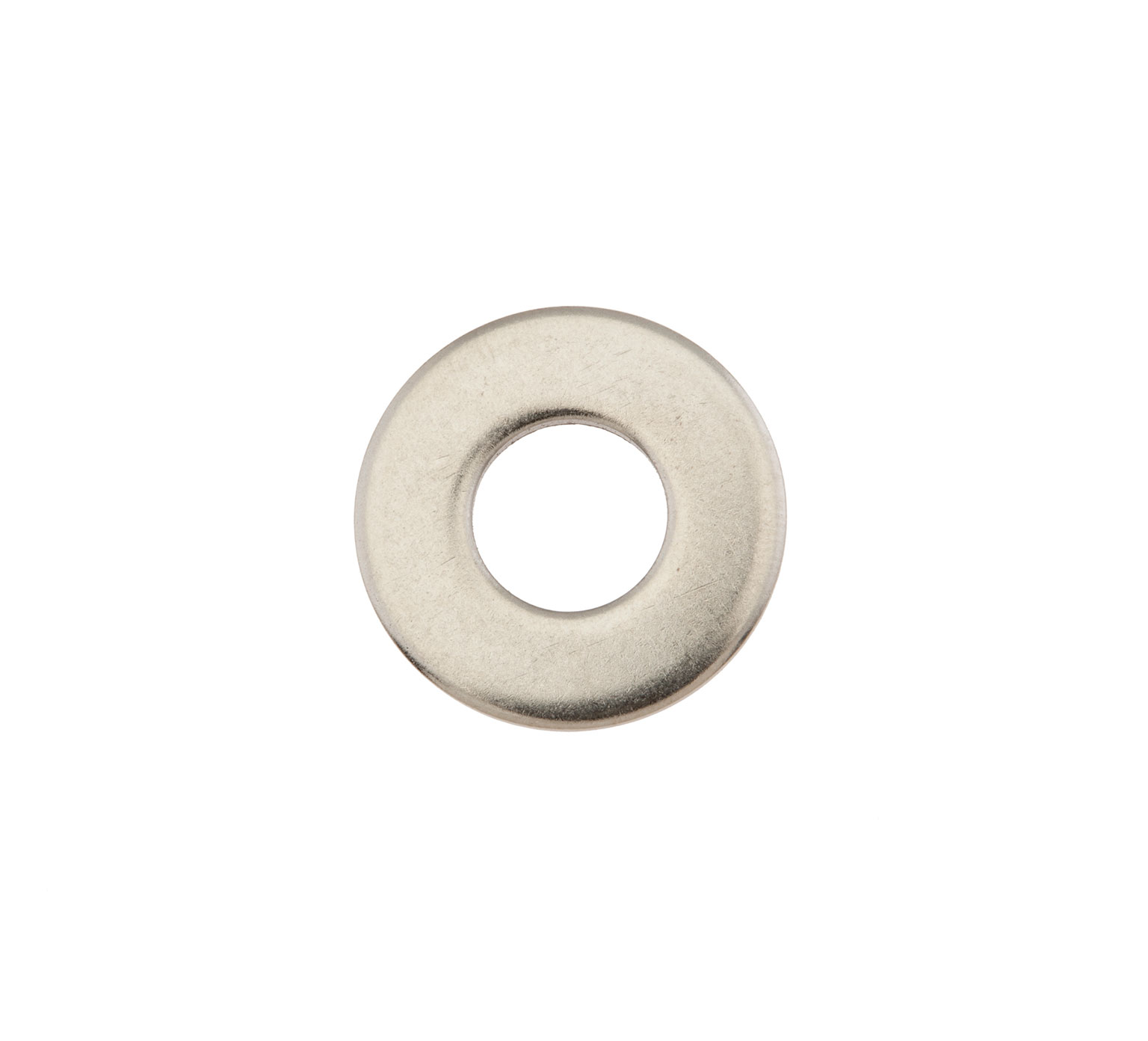 01686 Stainless Steel Washer - 0.438 ID x 1 OD x 0.83 in alt 1