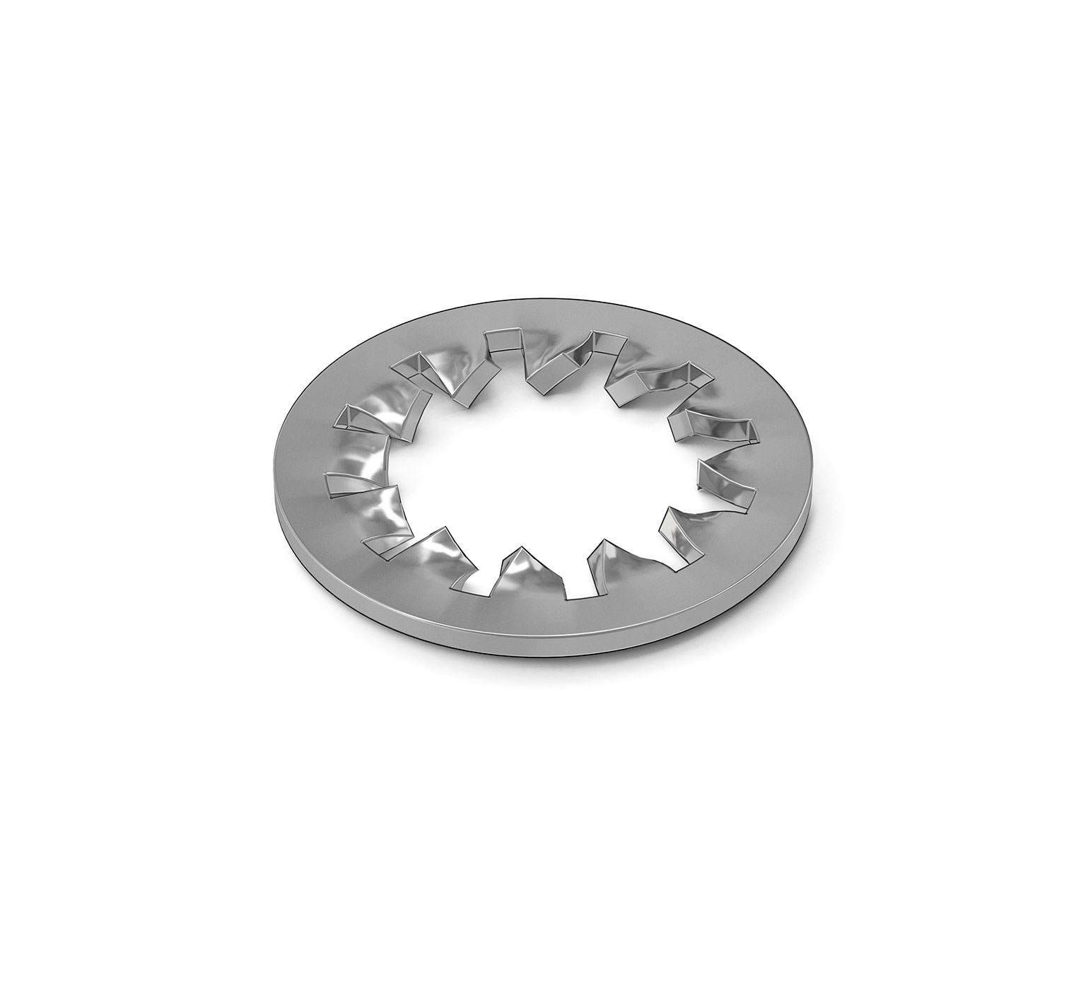 07515 Stainless Steel Lock Washer - 0.47 OD x 0.26 ID x 0.025 in alt 1