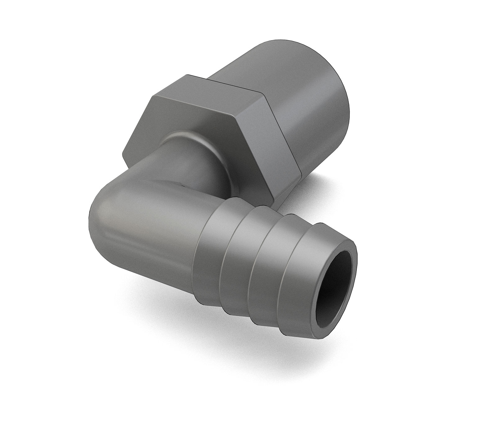 1013505 Nylon Fitting - 1.812 x 1.561 in alt 1