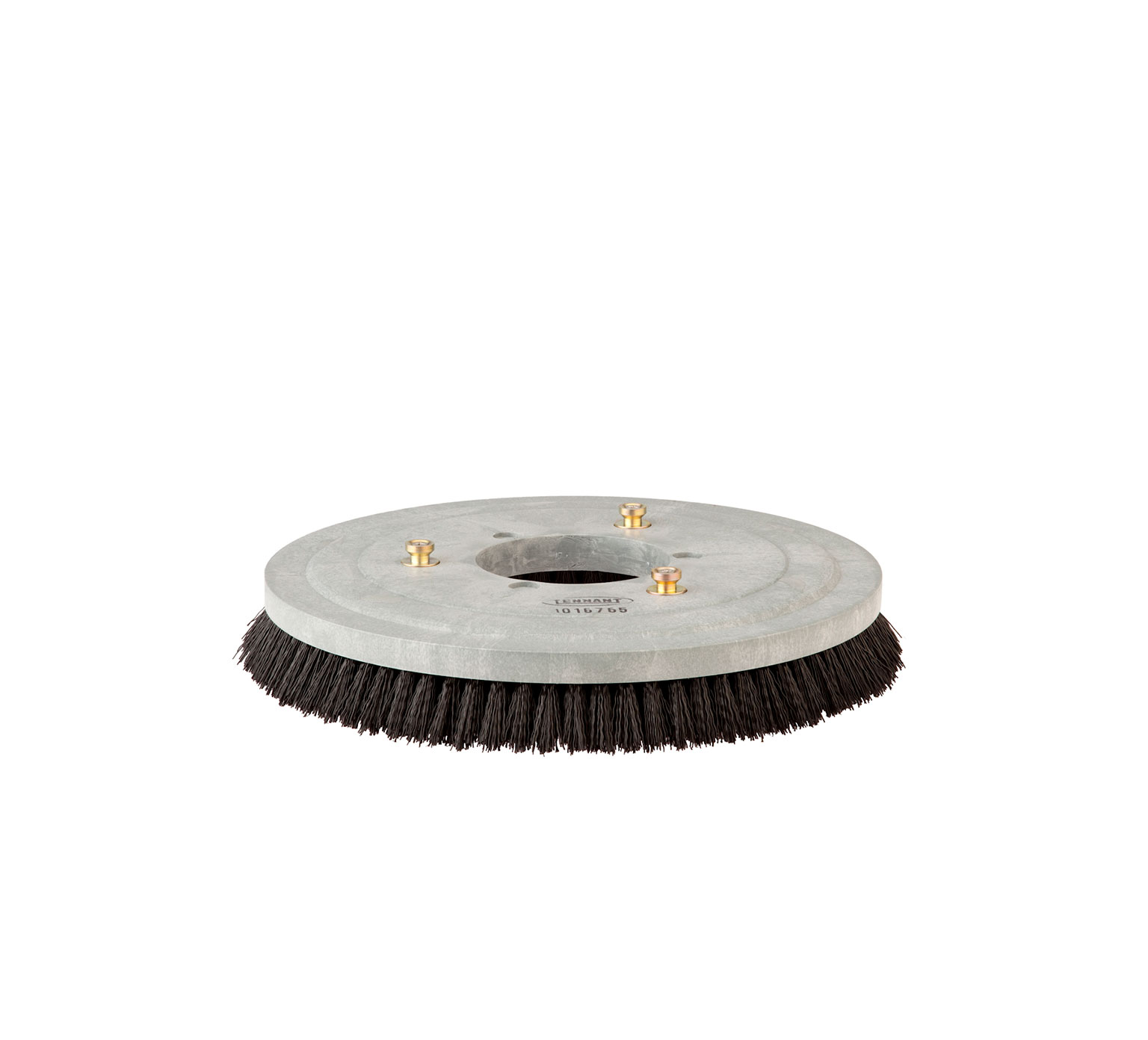 1016765 Polypropylene Disk Scrub Brush Assembly – 17 in / 432 mm alt 1