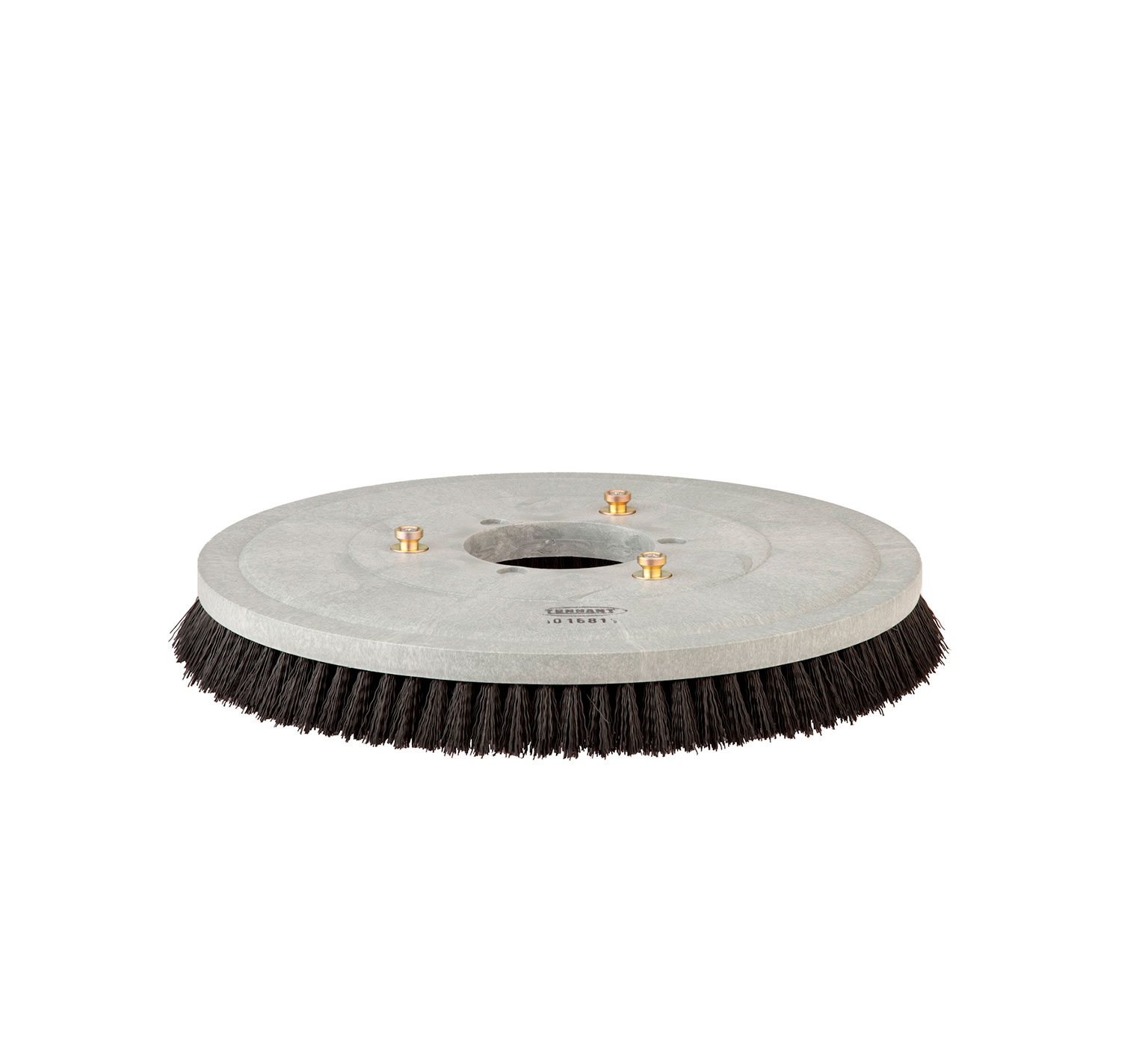 1016811 Polypropylene Disk Scrub Brush Assembly – 20 in / 508 mm alt 1