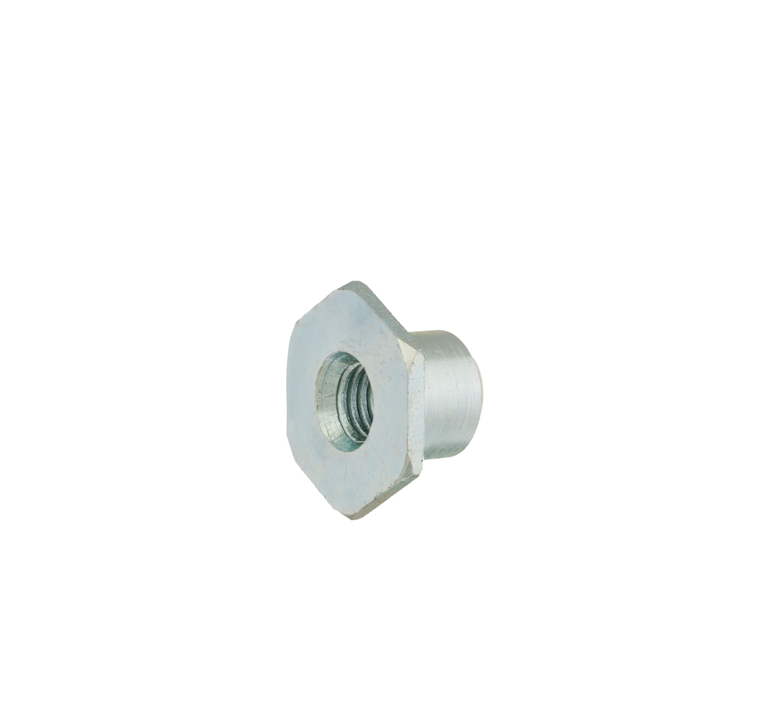 1022846 Steel Nut - 1 x 0.61 in alt 1