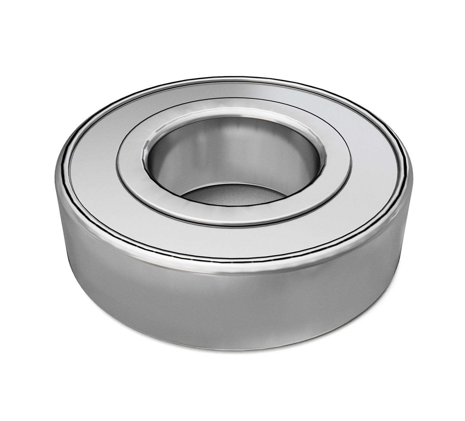 1055377 Steel Ball Bearing - 30.827 x 32.688 x 7.192 in alt 1