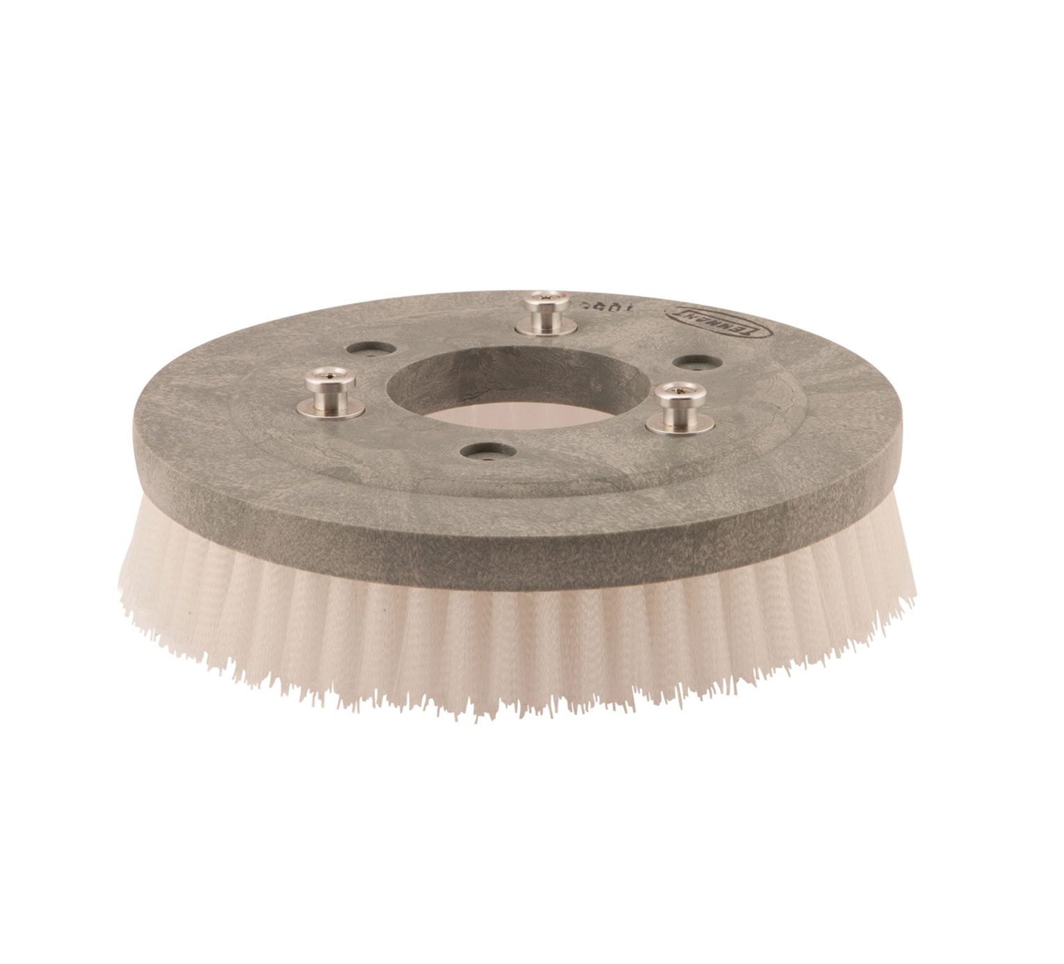 1056306 Nylon Disk Scrub Brush Assembly – 12 in / 304.8 mm alt 1