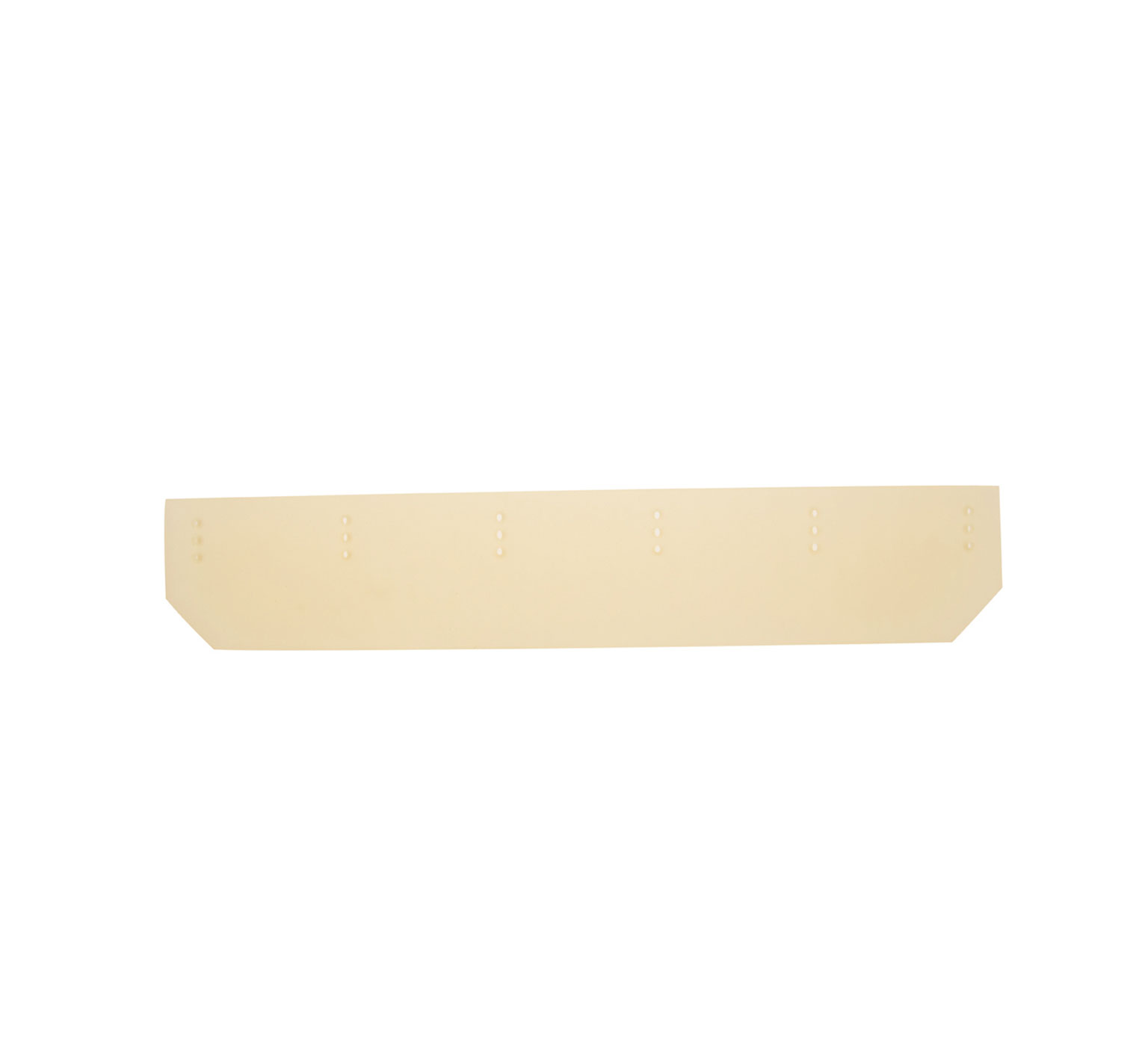 1059091 Polyurethane Side Squeegee – 24.2 in alt 1
