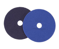 1073750 Purple Polish Pad – 16 in / 406 mm alt 1