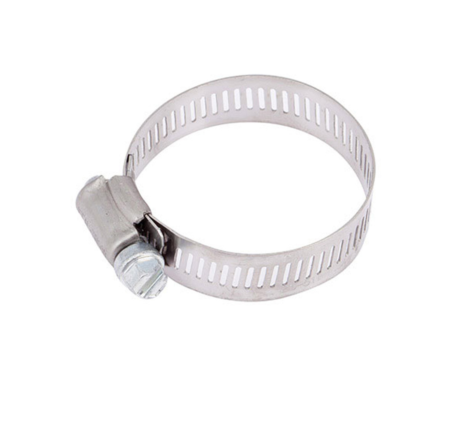 11531 Stainless Steel Hose Clamp - 1.06 -2 in x 0.5 in alt 1