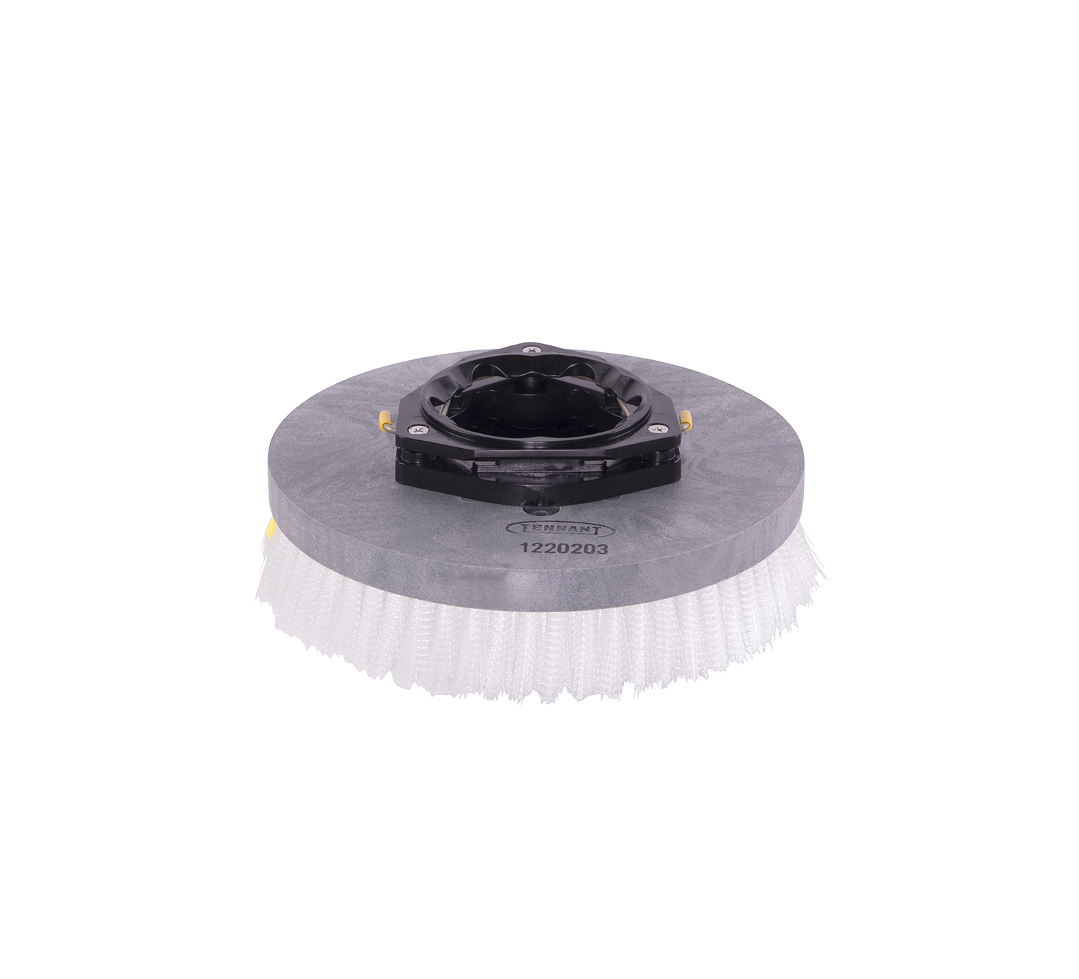1220203 Nylon Disk Scrub Brush Assembly – 12 in / 304.8 mm alt 1