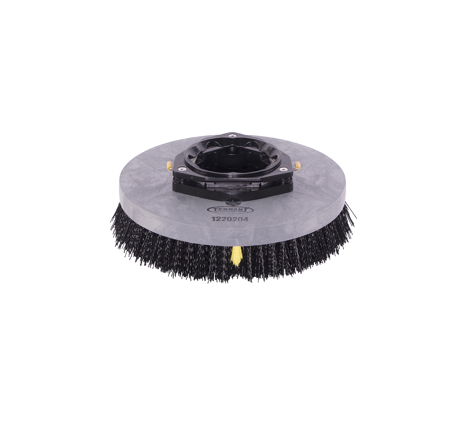 1220204 Polypropylene Disk Scrub Brush Assembly – 12 in / 304.8 mm alt 1
