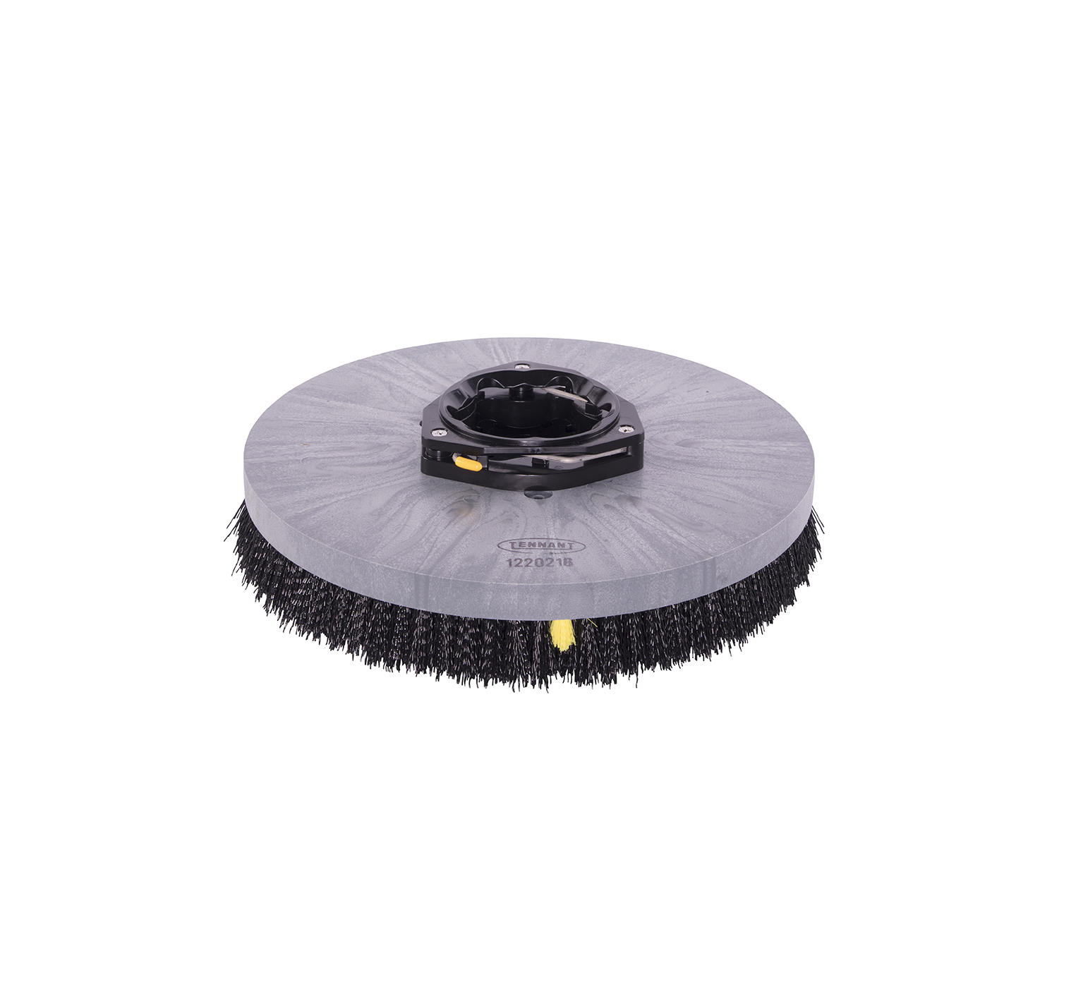 1220216 Polypropylene Disk Scrub Brush Assembly – 16 in / 406 mm alt 1