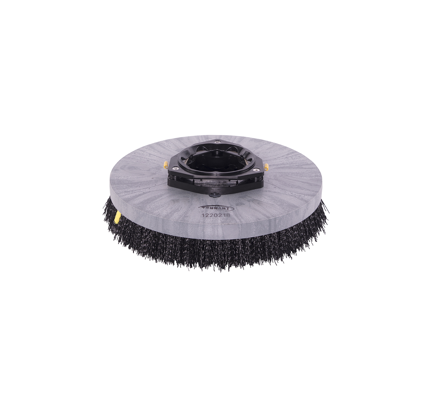 1220218 Polypropylene Disk Scrub Brush Assembly – 14 in / 356 mm alt 1