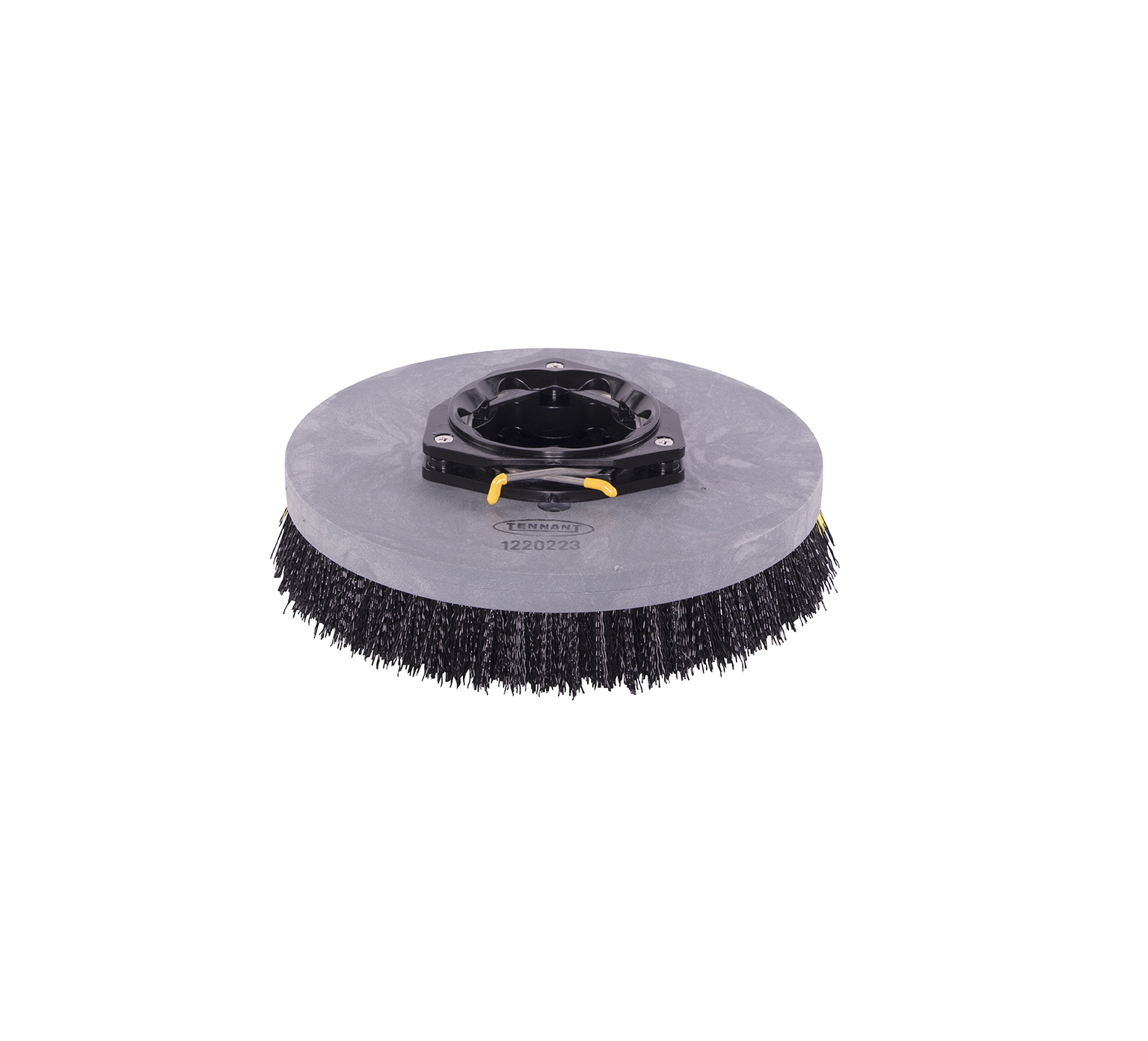 1220223 Polypropylene Disk Scrub Brush Assembly – 13 in / 330 mm alt 1